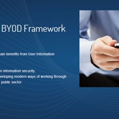 BYOD Framework website build