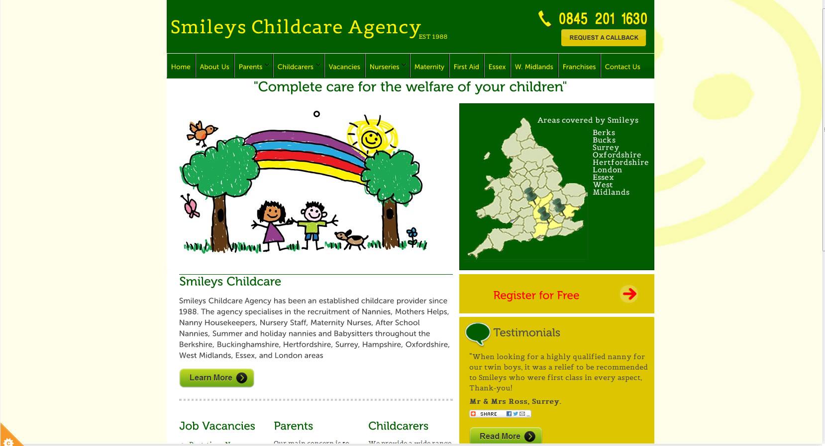 Smileys Childcare
